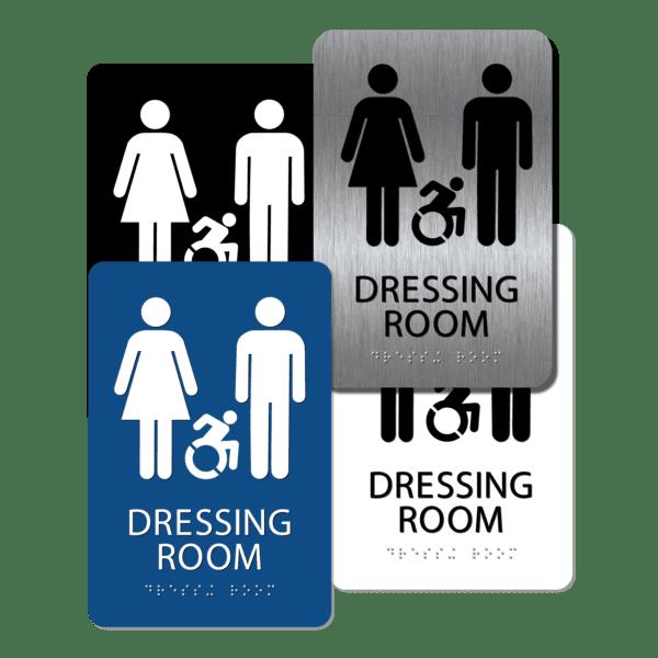collage uaidr69 : alpha dog ada signs