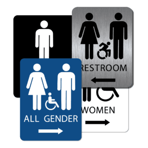 Directional / Wayfinding Signs