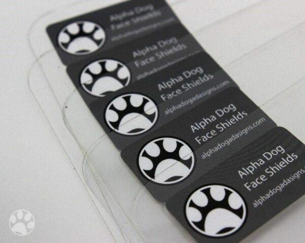 refills : alpha dog ada signs
